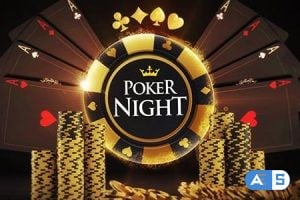 Videohive Poker Night Logo Reveals 20927059