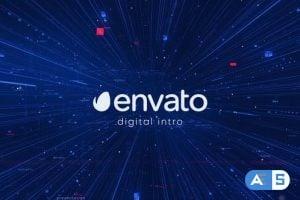Videohive Digital Intro 25517590