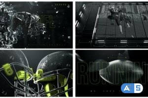 Videohive American Football NFL Sports Pack 25676732