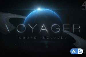Videohive Planet Logo Title Reveal 20869322