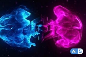 Videohive Flowing Particles Explosion Logo 25779212