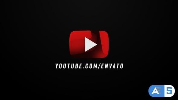 Videohive Youtube Logo 23418590