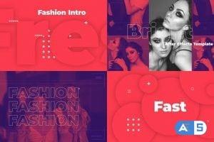 Videohive Fresh Fashion Intro 25706413