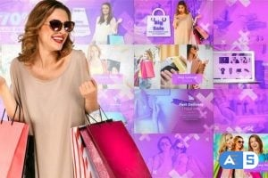 Videohive Shopping Mall – Online Shop 23221611