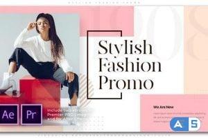 Videohive Stylish Fashion Promo 25641105