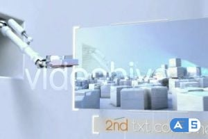Videohive Wall Hands 147256