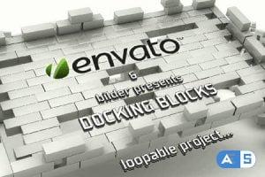 Videohive Docking Bricks 330912