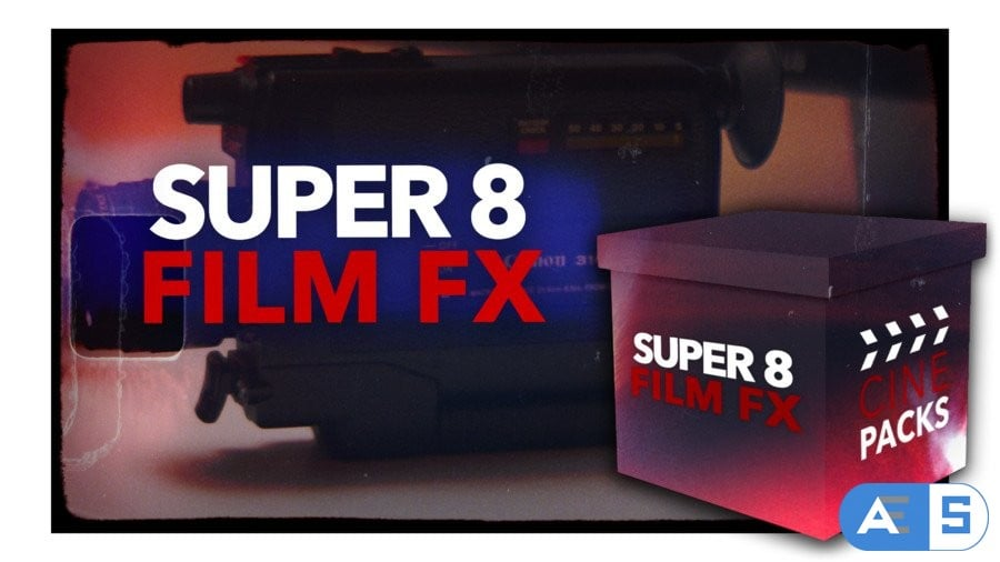 CinePacks Super 8 Film FX