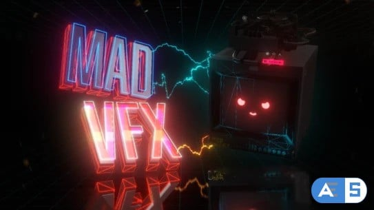 Motion Design School – MAD VFX in After Effects (02.2020 Update)