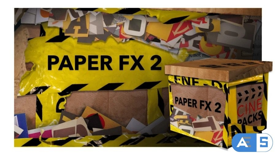 CinePacks – Paper FX 2