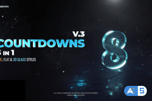 Videohive Countdowns 22375141