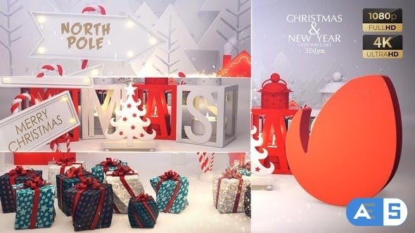 Videohive Christmas 25209281
