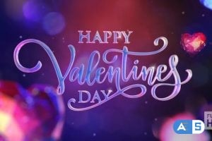 Videohive Happy Valentines Day Greetings 23235411