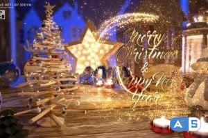 Videohive New Year Greetings 24995444