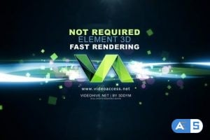Videohive Elegant Logo Reveal 24466823