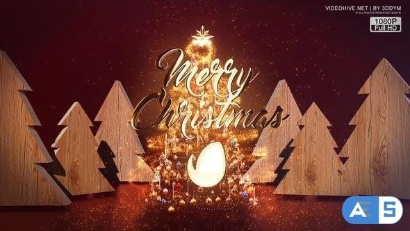 Videohive Christmas 25102354