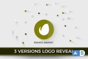 Videohive Minimal Logo Reveal 20088065