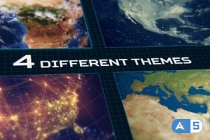 Videohive Ultimate Animated Earth Toolkit 8902136