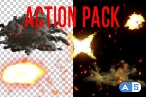 Videohive Action Pack 17752054