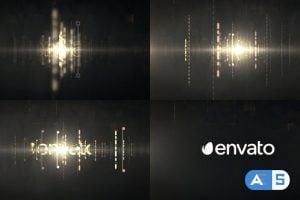 Videohive Hi-Tech Logo Reveal 25554696