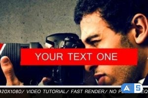 Videohive Opportunity-Slide Show 5965511