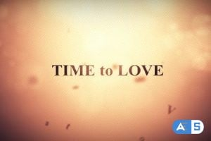 Videohive Time to love 144195