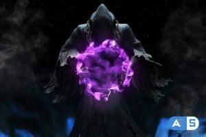 Videohive Dark Spell Logo Reveal 25630042