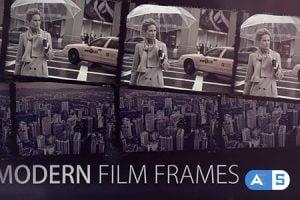 Videohive Modern Film Frames 9662853