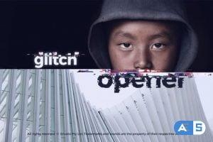 Videohive Glitch Intro – Glitch Opener 22842889