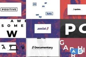 Videohive Typographic And Documentary Opener 25677485