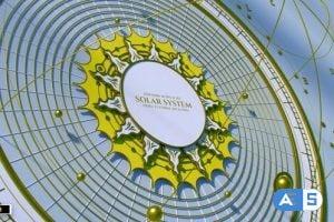 Videohive Solar System Opener 26032169