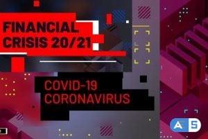 Videohive Financial Crisis/ Coronavirus COVID-19/ Business Analytics/ Virus/ Techno Blog/ Youtube Intro/ TV 26068669