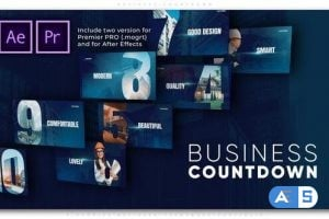 Videohive Business Countdown 25854729