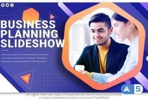 Videohive Business Planning Slideshow 25869201