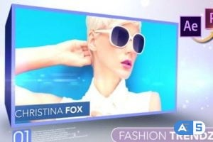 Videohive Fashion Trendz – Premiere PRO 26190186