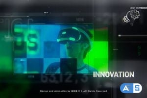 Videohive High Technology Opener 25773002