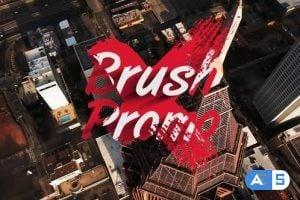 Videohive Art Brush Promo 25997267