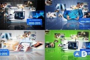Videohive Business Hi-Tech Slideshow Promo 26003934