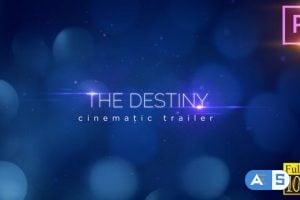 Videohive The Destiny-Cinematic Trailer_Premiere PRO 25847258