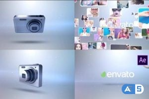 Videohive Camera Logo Revealer Pemiere PRO 25913870