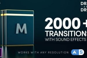 Videohive Modern Transitions v15 | For Premiere PRO 21922312