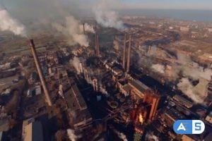 Videohive Factory Smoke 9625141