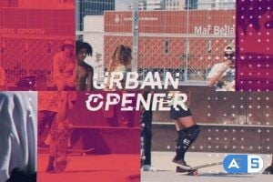 Videohive Modern Urban Opener 23464680
