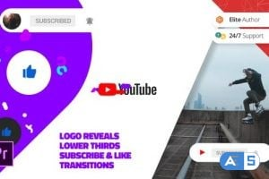 Videohive Modern Youtube Channel | For Premiere Pro 26022999
