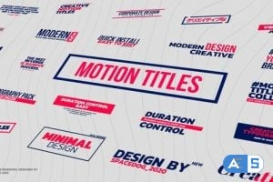 Videohive Motion Titles & Lower Thirds | FCPX 26133775