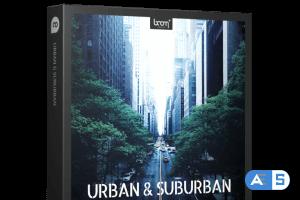 Boom Library – Urban Suburban