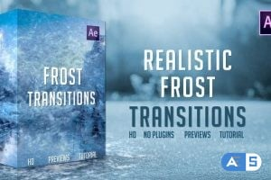 Videohive  Frost Transitions  25049928