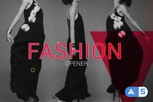 Videohive Fashion Opener 23461421
