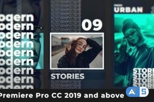 Videohive Modern Stories For Premiere Pro 25928044