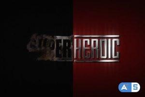 Videohive Heroic Logo 23020298
